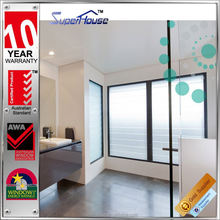 New design impact resistant opaque glass bathroom louver windows with Australia AS2047 Standard