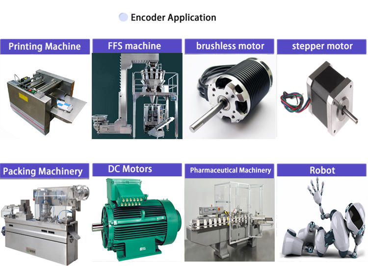 hengxiang S25 encoder what is encorder 360ppr
