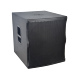 18 inch professional audio high power 800W pa active wooden speaker subwoofer dj sound box