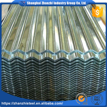 Professional Factory Made Copper Corrugated Roofing