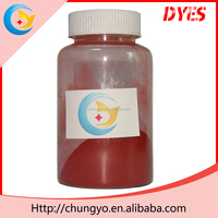 Manufacturer Disperse Red BD ivory fabric dye oil soluble dyes