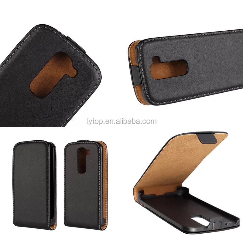 Genuine flip Leather Case for LG G2 mini,bumper case for lg g2 mini