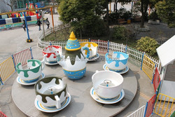 Hot Sale!!! Modern Entertainment Equipment Amusement Park Rides !Cheap Amusement Rides Park Carousel Tea Cup