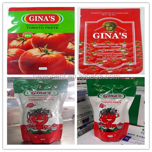 Tomato Paste,Sauce,70g,140g,210g,400g,425g,800g,830g,1kg,2.2kg Concentrated Tomato