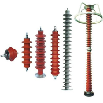 110KVMetal oxide surge arresters polymeric housed without spark gaps for a.c.system