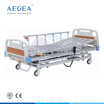 AG-BY103 Multifunctional triple electric motorized adjust patient sleep invacare bariatric bed rental