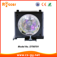 New Projector Lamp Bulb DT00701 with Housing for HITACHI CP-RS55 RS56 RS57 RX60Z
