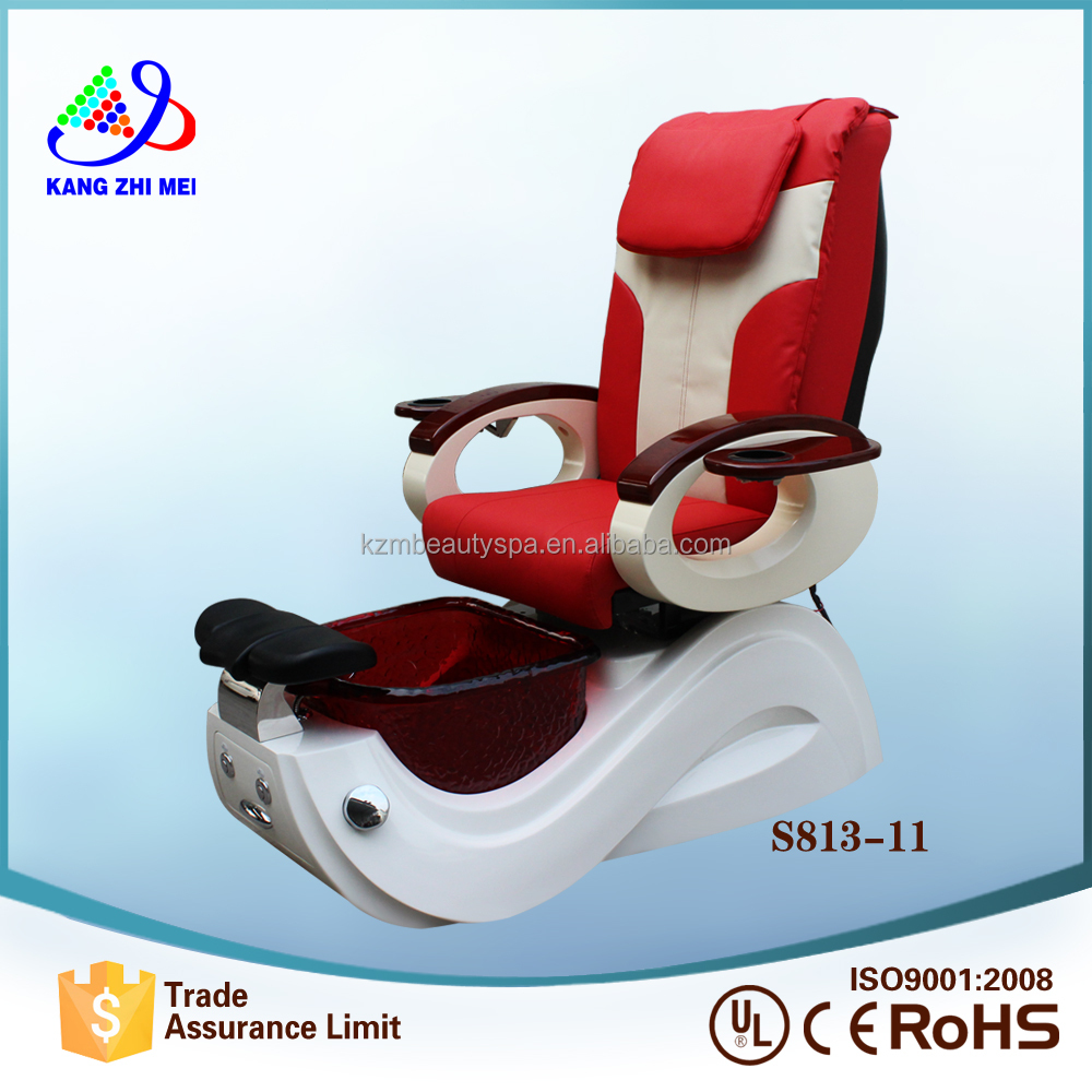 beauty supplies nail salon furniture and equipment spa chairs wholesale (KM-S813-11)