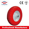 puncture Proof solid utility heavy duty wheel barrow tire with rim 3.0-6/4.0-8
