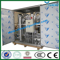 Power Transformer Maintenance -- ZJ Vacuum Pumping Unit to Transformer / Oil Filling