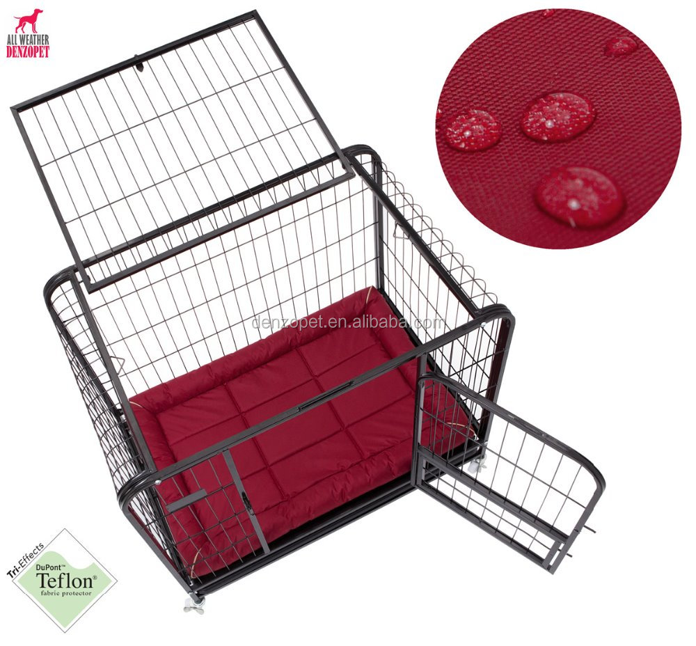 Oil resistant Waterproof Anti skid durable dog mat for kennel and crate