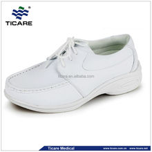 Medical Instruments Non Slip White Nursing Shoes