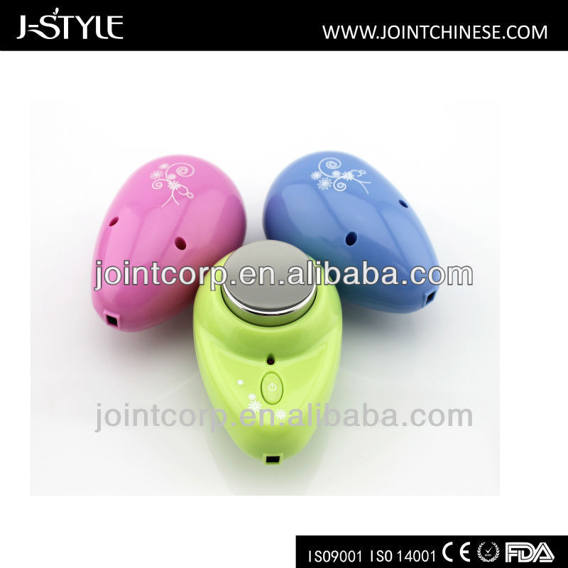 2013 Shenzhen new ultrasound spa beauty vibrating massage tools