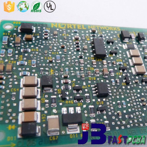 High Quality 4 Layer 0.8mm Prototype PCBA to 1.6 mm PCBA Board