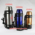 24V 850ML stainless steel vaccum Flasks heating car cup double wall drink mug self heating cup