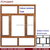 Aluminum window frames prices, aluminum window louver, customized window