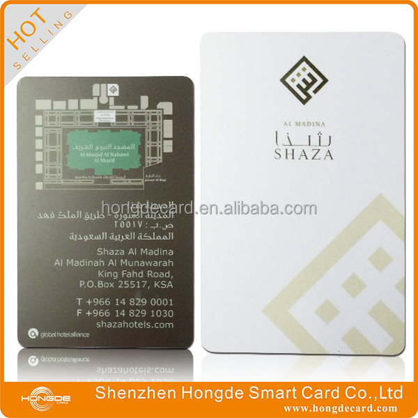 RFID Access Control Hotel Key Proximity Card for Saflok Kaba ILCO MIWA door lock