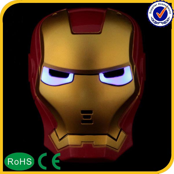 Hot Selling Children Gift Iron Man Mask