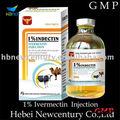 Ivermectin Injection 1% for veterinary