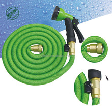 2018 newly improved Colorful extendable garden hose/shrinking garden hose