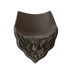 Traditional Chinese clay roof tiles building materials roofing for sale