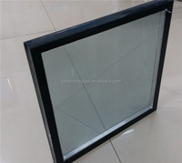 insulated exterior glass wall panels