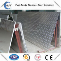 6061 6063 aluminum checkered plate and sheet weight with factory price