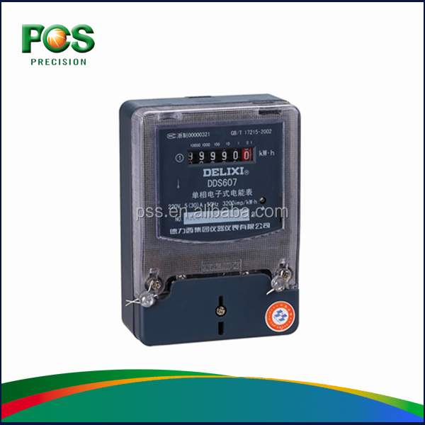 DDS607 Electric Energy Meter