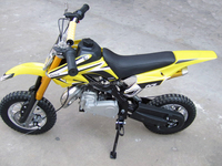 Gasoline 2 Stroke Engine dirt bike 49cc
