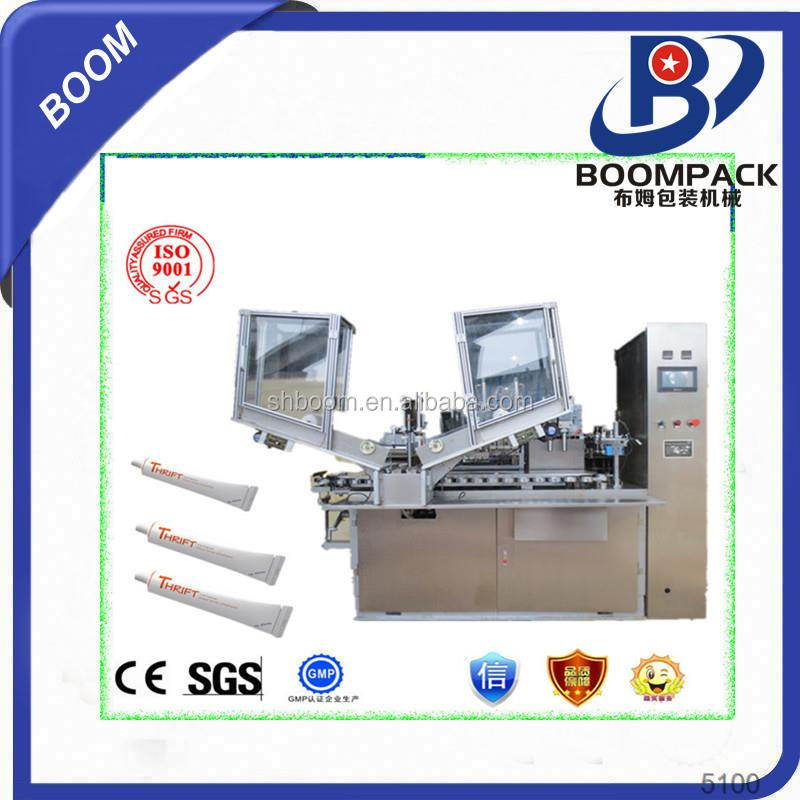 Ideal glue tube filling sealing machine Made in Shanghai
