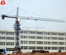 Building Construction Tower Crane QTZ80A(4025) with CE/CCC/ISO9001 Certificates on Sale