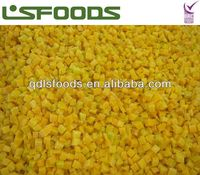 Chinese 2013 high quality Chinese frozen iqf pumpkin dices