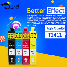 T1411-T1414 ink cartridge for Epson ME32 ME33 ME320 cartridge