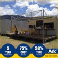 Ark Top Quality Good Price Long Lifespan Flatpack Prefabricated Steel Mining Field Convenience stores