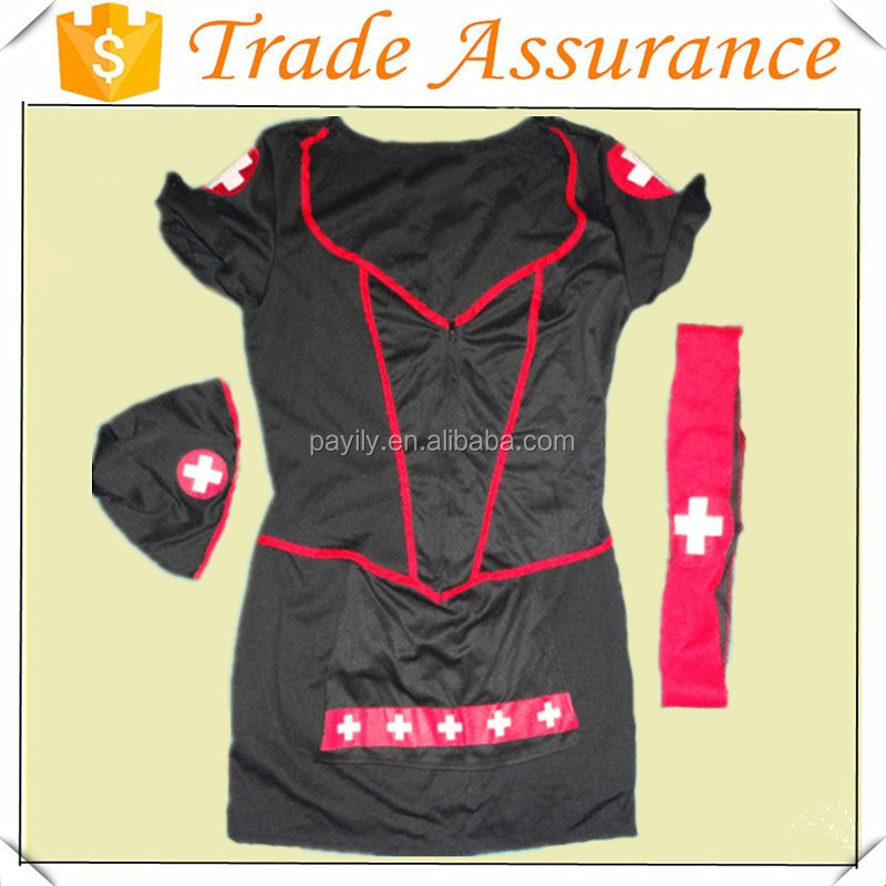 Factory sale halloween cosplay japanese sexy nurse costume/halloween sexy school girl costume www sexy com/sexy nurse costume