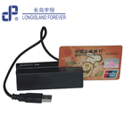 Factory price ttl mini msr mini 123 stripe card reader magnetic for pos machine