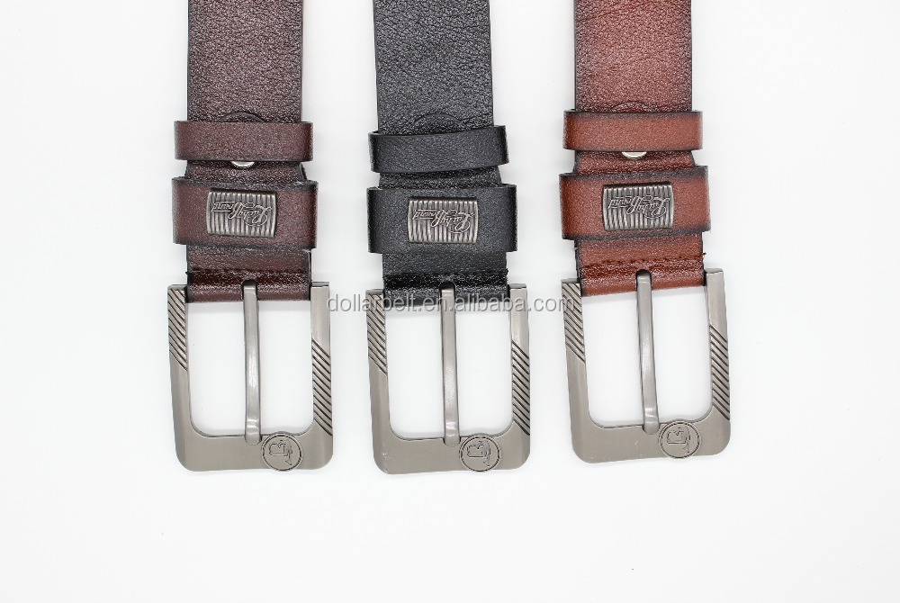 2015 New products pu belts for men