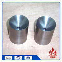 Low cost high quality molybdenum smelting crucible for jewelry