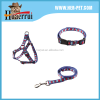 manufacturer produce low price fashion dog collar and leash