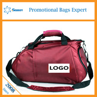 Wholesale foldable travel duffel bag sport bag trave baby trolley gym bag
