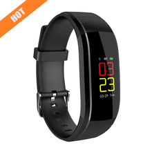 Fitness Tracker HR, Activity Tracker with Heart Rate Monitor Watch, IP67 Waterproof Smart Wristband ce rohs Pedometer bracelet