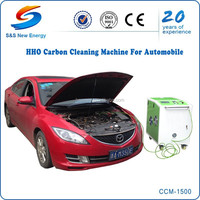 CE, ISO certificated oxyhydrogen engine carbon cleaner/hho engine carbon cleaning solution