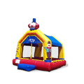 Custom new design inflatable bouncer clown inflatable bouncer A1124