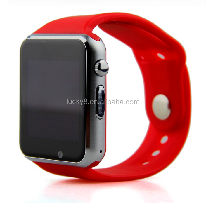 "1.54"" Capacitive Touch Screen TFT LCD 180 Hours standby <strong>A1</strong> V8 Q8 wrist smart watch gsm android"