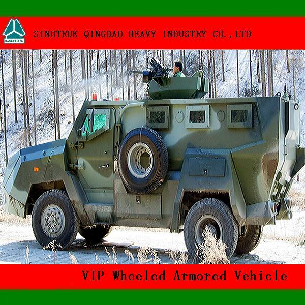 VIP 4X4 Military Amphibious Armored Anti-riot Vehicle for sale