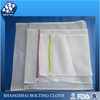 foldabe laundry bags wholesale nylon mesh bag