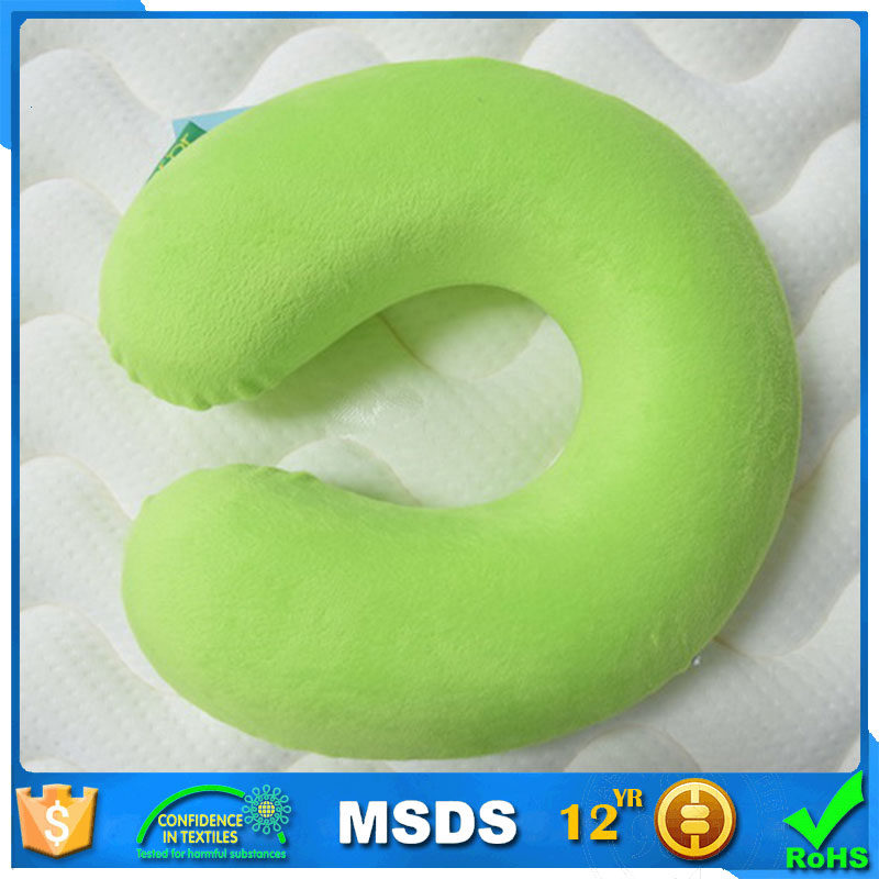 Sleep sitting up eyelash extension memory foam pillows for american