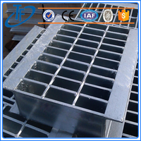 China Wholesale serrated steel bar grating and steel bar grating for offshore