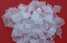 The best quality caustic soda flakes 99%