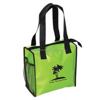 BeeGreen Personalized Non-woven lunch cooler bag insulated With Interior EPE Foil Lining